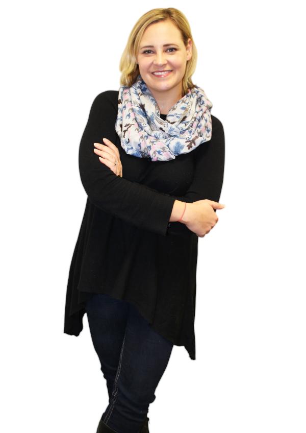 Sarah Geisler, BPE, MBA