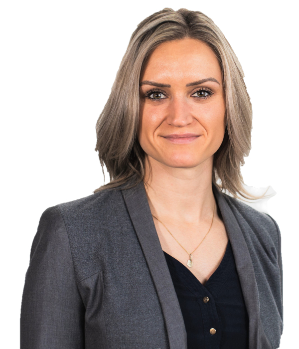 Katie van Buuren, B. Comm, MBA